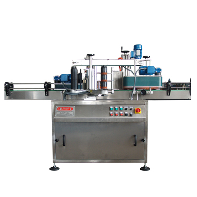 Servo Motor Bi-Directional and Cylindrical Labeling Machine